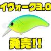 【DEPS】キムケン監修マグナムクランクの新サイズ「イヴォーク3.0」通販サイト入荷!