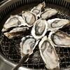 焼肉店で『牡蠣食べ放題』@野宴二代王様