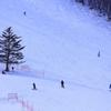 草津国際スキー場でスノーシューハイク