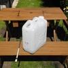 キャンピングカー 排水タンク洗浄用ブラシの製作