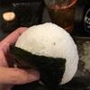 北浦和ちょうじ 巨大オニギリと黒ホッピーで腹パン