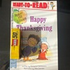 Happy Thanksgiving (ready to read)