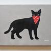 タグボートさんでネコの絵が売れました!