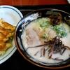 【今日の食卓】東秀花小金井店で、博多とんこつラーメン。白黒赤の3種類ありスープがウマウマ