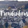 ドイツの絶景 モノトーンの町並みが広がるフロイデンベルク
