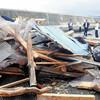 津波で壊滅、復旧したら今度は台風…漁業者悲痛