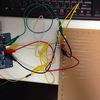 マルチタッチパネルの製作(その2:Arduinoのライブラリを使う)