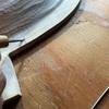 パフリング の 溝彫り スタート