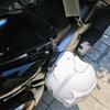 TMAXヘルメットホルダー取り付け【1型2型】