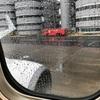 日本航空JAL221(羽田→関空)B737-800 隣席の男性が遅延に怒り心頭