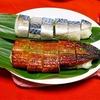 鯖と鰻の棒寿司