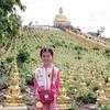 新名所になるのかな? 仏像84000体にチャレンジ中の Wat Puth Kiri です。
