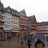 フランクフルト  中世の面影が残る趣きのある街