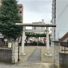 粕壁神明社の夏の例祭
