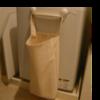 手作りランドリーバッグ
