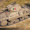 【WOT】イタリア Tier 4 中戦車  P26/40   車輌性能と弱点【Supertest】