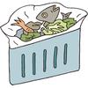 三角コーナーの汚れが気になるなら、100円ショップの「使い捨て水切り袋」が手頃で便利
