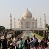【インドで国際結婚】家族がインドにやってきた!式の前日はタージマハル観光