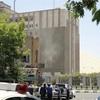 テヘランでテロ、国会など襲撃…計12人死亡