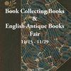 【予告】「ブック・コレクティング・ブックと英国古書フェア」開催のお知らせ