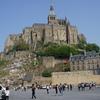 カトリックの巡礼地モン・サン・ミシェルを観光-フランス モン・サン・ミシェル旅行記(2011/04)