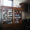 食器棚の整理(1) 箸だらけの家