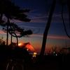 キャンプに行く 【8月3日・4日・5日】『弁天浜キャンプ場』~3年連続のキャンプ、とても気持ち良かったです~