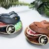 「ジュラシックワールドCAFE」東京&大阪に、恐竜の卵スイーツや化石発掘ケーキなどの恐竜メニュー