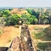 #アンコールワット個人ツアー(467) #カンボジアのおすすめのピラミッド型寺院コーケー遺跡