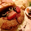 妥協なし!とんかつ屋のプライドが作り出した豚組食堂(六本木)豚組のバーガー #六本木グルメバーガー2018