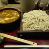 蕎麦の聖地で食べた、カレーせいろ蕎麦は最高でした。 @日本橋 本町更科