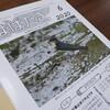 日本野鳥の会・神奈川支部報の表紙にツバメの写真を使っていただきました。