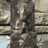 墓地の片隅に残る 彫刻美しき石仏群(横浜市港南区)