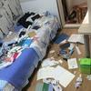 初めて実際に見た汚部屋はすごかった。
