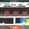 【ロードバイク】Zwiftインターバルトレーニング開始18日目_20200510