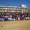 八千代高校東日本震災募金活動キッズコミット(1年生)