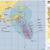 【台風情報】台風13号の進路予想は気象庁・米軍・ヨーロッパモデル共に関東直撃コースを予想!非常に強い勢力のまま関東直撃だとシャレにならないぞ!!