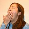 霊障と生あくび