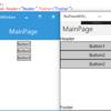 Xamarin.Forms.WPF の ListView コントロールの挙動について