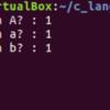 Crash Course : Cのデータ型と演算子