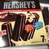 HERSHEY'S の チョコレートアイスバー