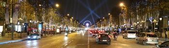 ☆パリのクリスマスマーケット&イルミネーション☆光の観光♪