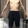 【画像】現在の私(おっさん)の体型と体重まとめ【グロ注意】