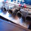 ソレックス用ヒートシールドを自作モノに交換 ~Datsun 240Z