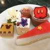 クリスタルパレスレストラン 35周年スペシャルデザート
