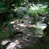 岸田川流域の滝めぐり(その2)霧ヶ滝渓谷中盤