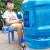 道端のお茶屋さん「チャダーの店」(Quán Trà Đá)の子供店長
