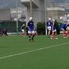 兵庫県春季大会が開幕し、久々ラグビーを観戦した。
