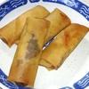 食物アレルギーの辛さ & 春巻き・中華飯を作る