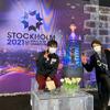 2021.3.25 日本スケート連盟 SP後キスクラ&インタビュー中の昌磨君